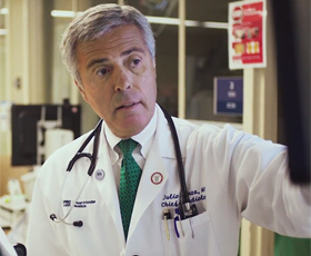 Meet Chief of Cardiology</br> Dr. Julio Panza