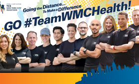 Eleven Members of WMCHealth Workforce to  Compete in TCS New York City Marathon