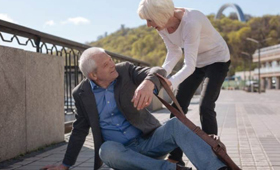 Westchester Medical Center Health Network Urges Patients To  Take Caution During Fall Prevention Awareness Month
