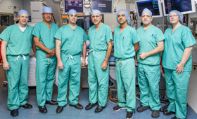 Westchester Medical Center Performs More than 500 Minimally Invasive Transcatheter Aortic Valve Replacement Procedures