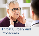 Throat Surgery and Procedures at Advanced ENT Services